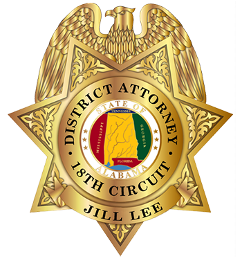 District Attorney Badge
