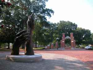 University of Montevallo statue