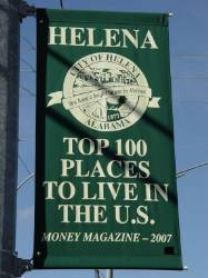 Helena Top 100 places to live