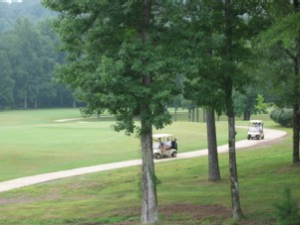 Oak Mountain State Park Golf Course