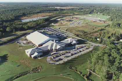 Calera High School and Eagle Sports Complex