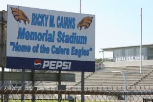 Ricky M Cairms Memorial Stadium