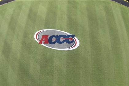 Softball Field - ACCC Logo