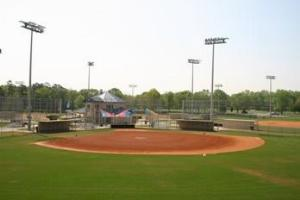Alabaster baseball field
