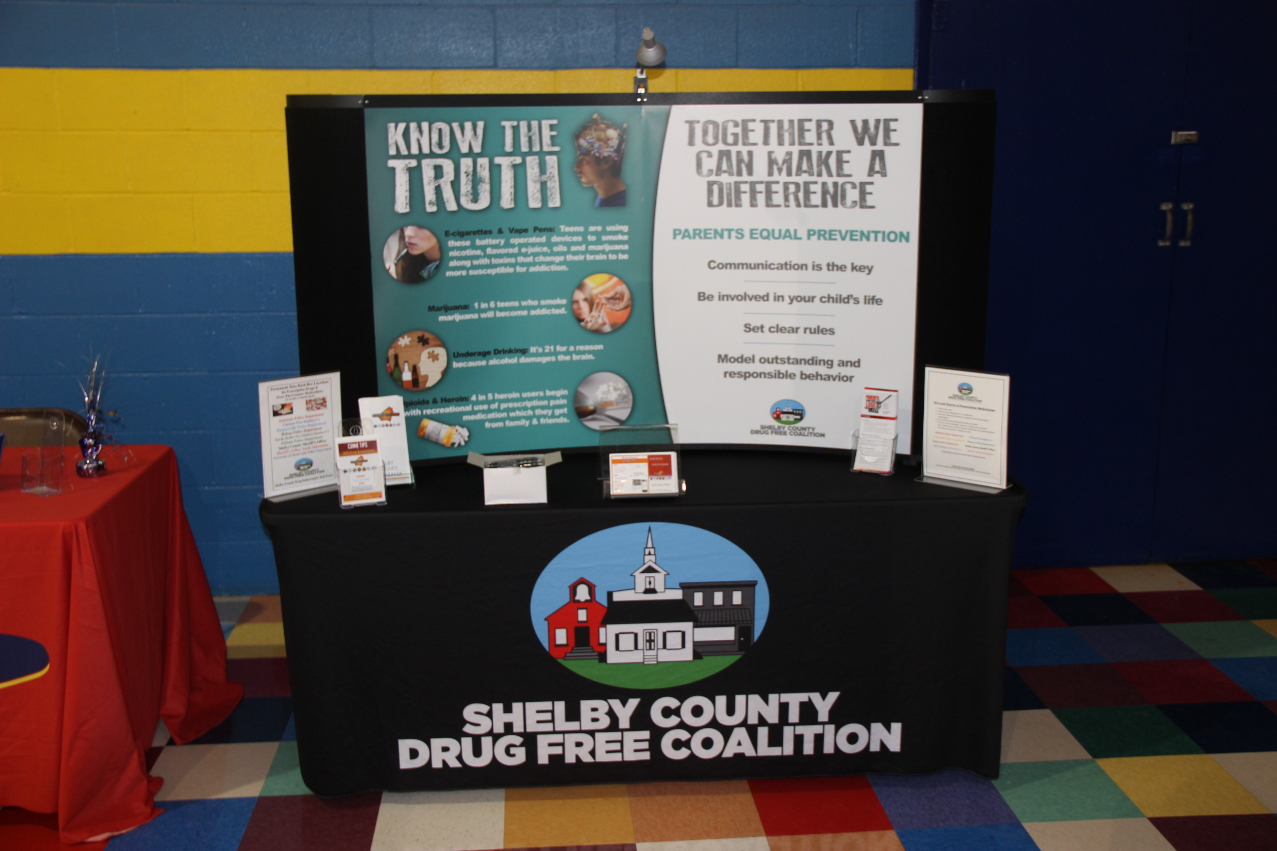 Shelby County Drug Free Coalition