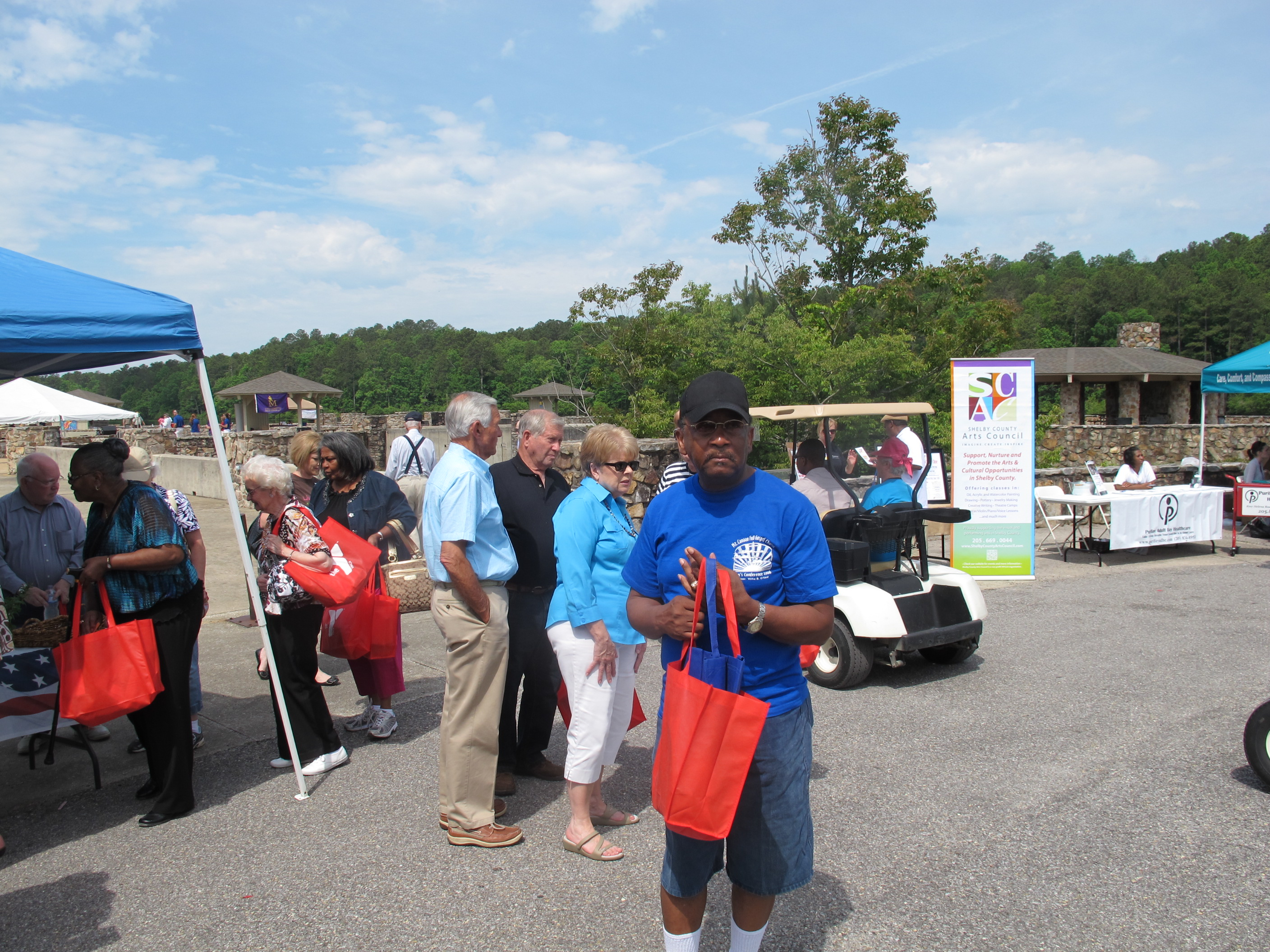2013 Sr. Picnic at Oak Mtn. State Park