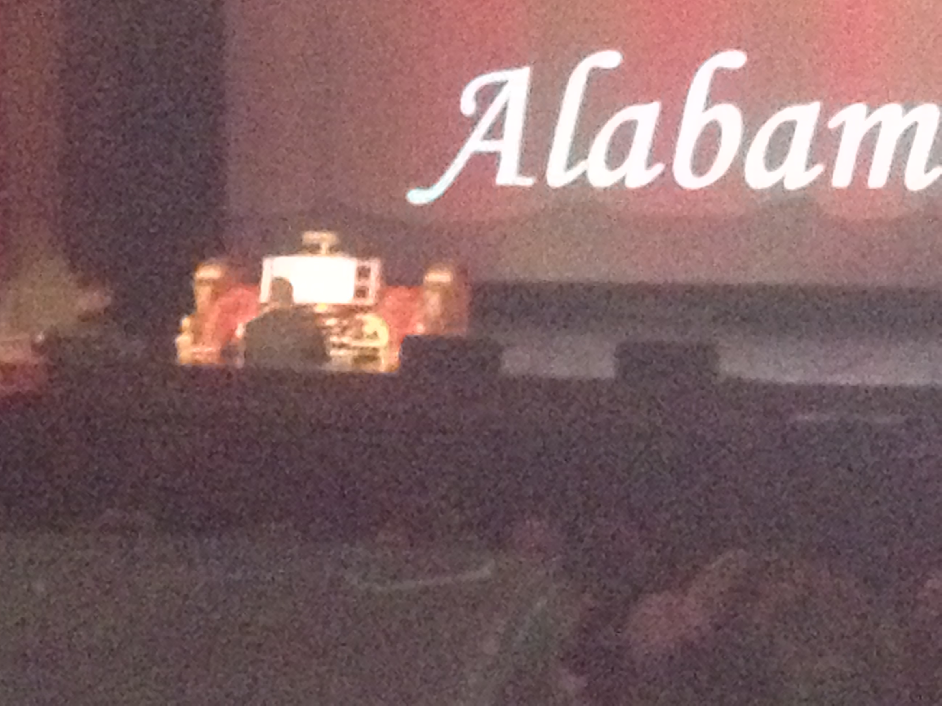 Image of the Alabama Theatre Wurlitzer Organ