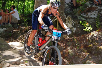 Oak Mountain Xterra Event